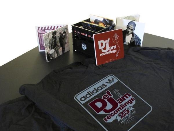 Giveaway Def Jam 25th Anniversary Box Set 1