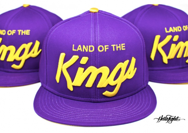 Hella Tight x U-N-I 'Land Of The Kings' Cap 1