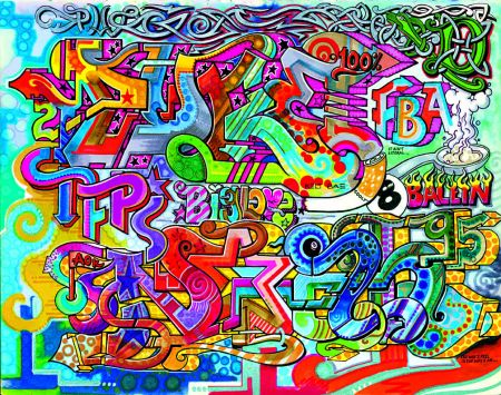 Piecebook Reloaded Rare Graffiti Drawings 1985–2005 By Sacha Jenkins and David Villorente 2
