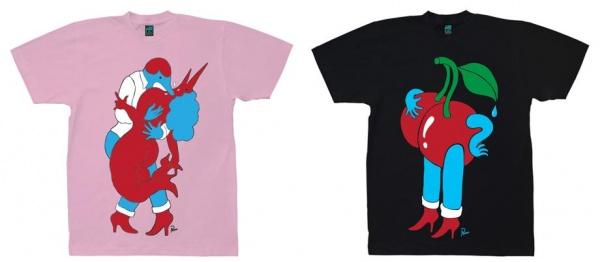 Rockwell Clothing Fall 2009 T-Shirts 1