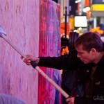 Shepard Fairey x Levi's Times Square Event 3
