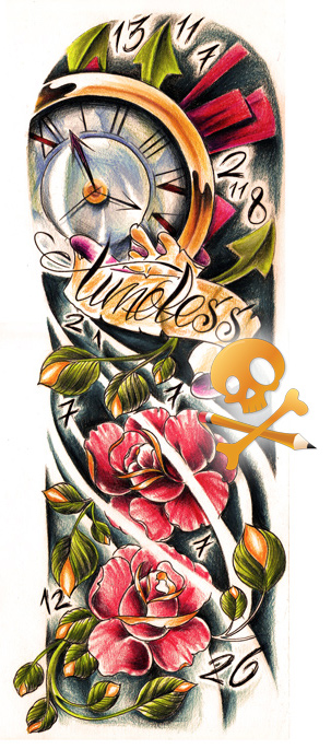 Willem Jansen Tattoo Designs « Format Magazine Urban Art Fashion