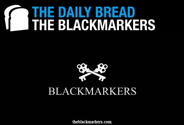 dailybread_theblackmarkers_cover