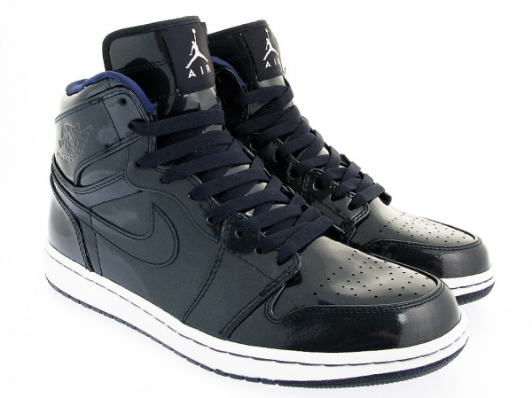 Nike Air Jordan I Retro High In Patent Leather 1
