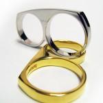 Homeroom 2 Finger Rings 3