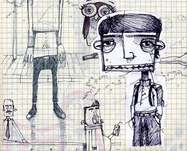 Jorge Tabanera Sketches