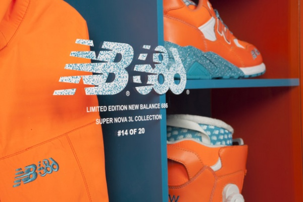 New Balance x 686 'Super Nova' Collection Box Set 1
