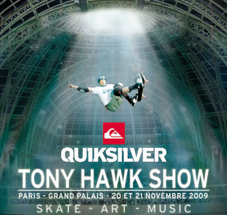 Quicksilver's 'Tony Hawk Show' In Paris 1