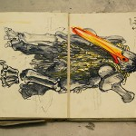 Ryan Riegner's Sketchbook