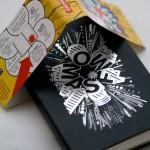 SFMOMA x Moleskine Notebook 1
