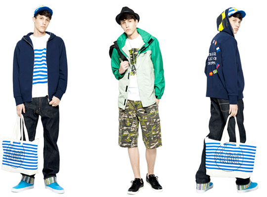 XLarge Spring 2010 Preview 1