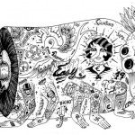 Devoner Gonzales x Blue Chicken: 'Kiiimera Walrus'