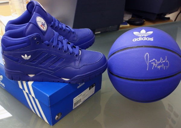 Adidas Phantom II Philadelphia 76ers Edition 2