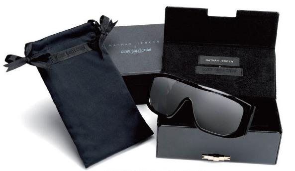 Izzue Collection x Nathan Jenden Eyewear