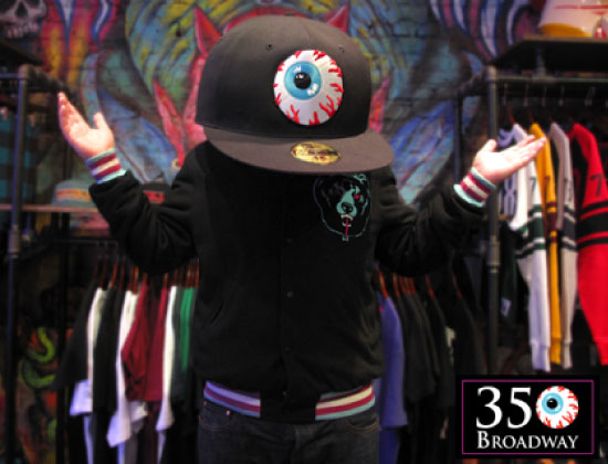 Mishka x New Era World's Largest New Era Fitted Cap 1