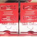 Nike (Red) X Darbotz: Lace Up. Save Lives.