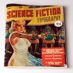 Science Fiction Typography