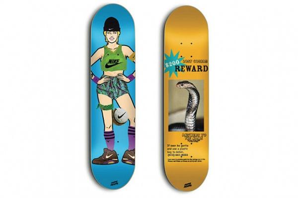 Skate Mental x Nike SB Decks