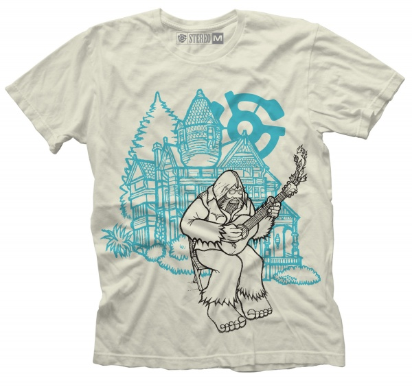 Bigfoot x Stereo T-shirt