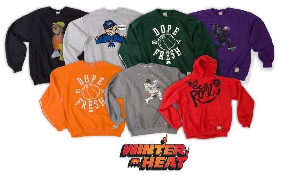 Undrcrwn Holiday 2009 Collection Available Now