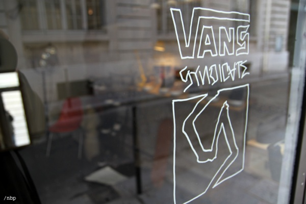 Vans Syndicate Pop-Up Shop Opens In Paris 1