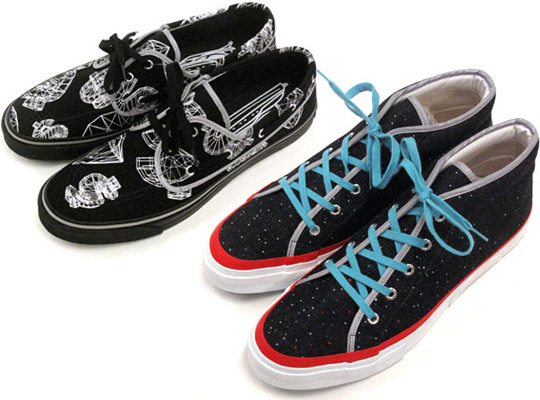 Billionaire Boys Club Spring 2010 Footwear 1