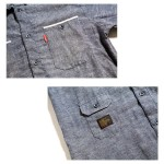 Applebum Selvedge Denim Work Shirt 4