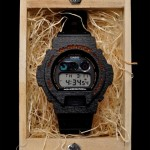 Saint48 x prplmnt Wood Bezel G-Shock Watch 01