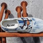 Acne 'Arch' Plimsole 02