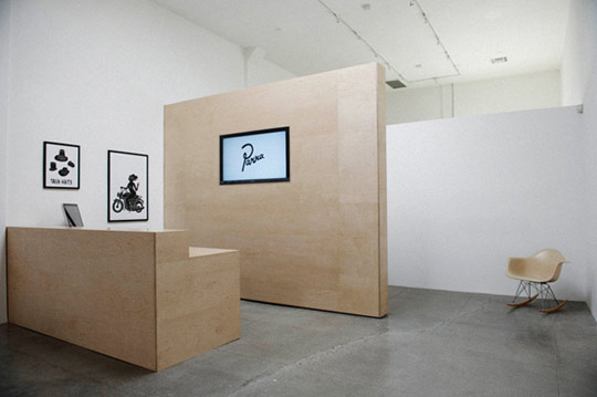 Parra's 'Yes Yes Yes' Exhibition at Project Space 2