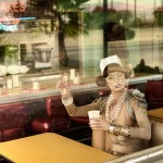 Simon Upton Photographs Milla Jovovich 01