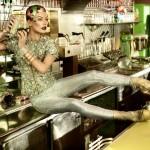 Simon Upton Photographs Milla Jovovich 02