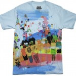 Tank Theory Artist Society T-Shirts 01