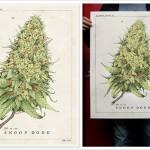 Tricia Kleinot's Snoop Dogg Tour Poster 02