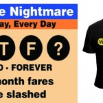 Working Families Party's MTA Protest Poster & T-Shirt 01
