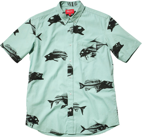 Graphic Button Down Shirts from Supreme