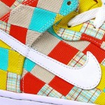 Nike Summer 2010 'Patchwork' Dunk Hi 02