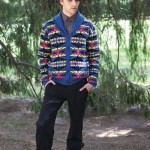 Pendleton Meets Opening Ceremony Fall _ Winter 2010 Lookbook 14