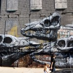 Roa in New York City 1