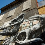 Roa in New York City 2