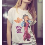 Uffie x Fafi MCs Can Kiss T-Shirt 02