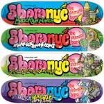 "5boro's ""The Ultimate Boro"" Skateboard Decks"
