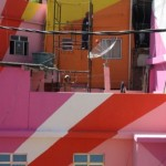 Haas & Hahn's Favela Painting in Rio de Janeiro 3