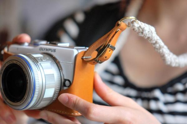 Roberu Olympus Camera Strap 01