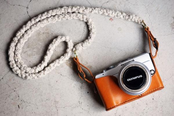 Roberu Olympus Camera Strap 03
