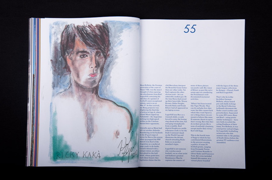 Sepp Magazine by FIFA 08