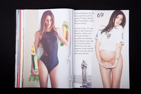 Sepp Magazine by FIFA 09
