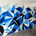 Matt W. Moore's Big Blue Mural in Brazil 05