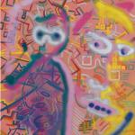 Sigmar Polke at Thomas Ammann Gallery 05