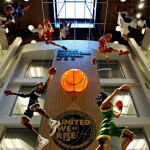 World Basketball Festival Display at Niketown New York-8